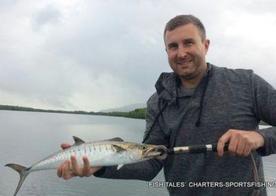 RIVER FISHING SPANISH MACKEREL
