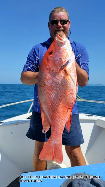 Reef Fishing on the Great Barrier Reef from Cairns