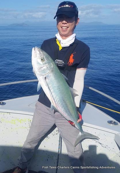 Steven Reef Fishing
