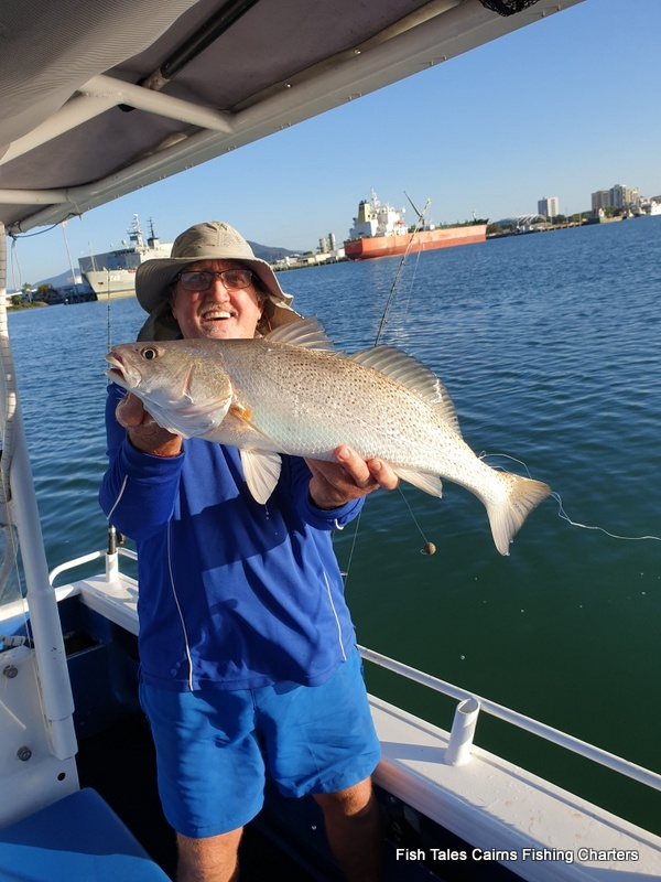 Fish Tales Charters Guided Estuary Fishing Tours in Trinity inlet, Cairns